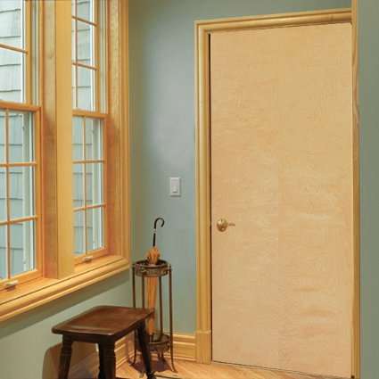 Soundproof hollow interior door are resistant to all the outer noises