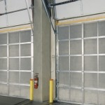 : Steel entry doors with screens are ergonomic