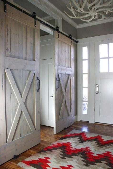 UK interior sliding barn doors can be delivered anywhere