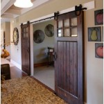 : UK interior sliding track doors look just gorgeous