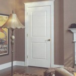: Unique ideas for interior doors help to individualize the place