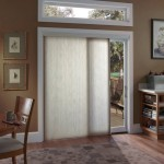 Unusual interior door ideas suggest using curtains and blinds