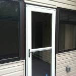: Used wood screen doors maybe redesigned and customized as well