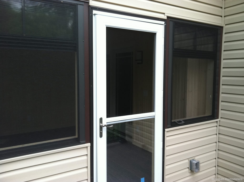 Used wood screen doors maybe redesigned and customized as well