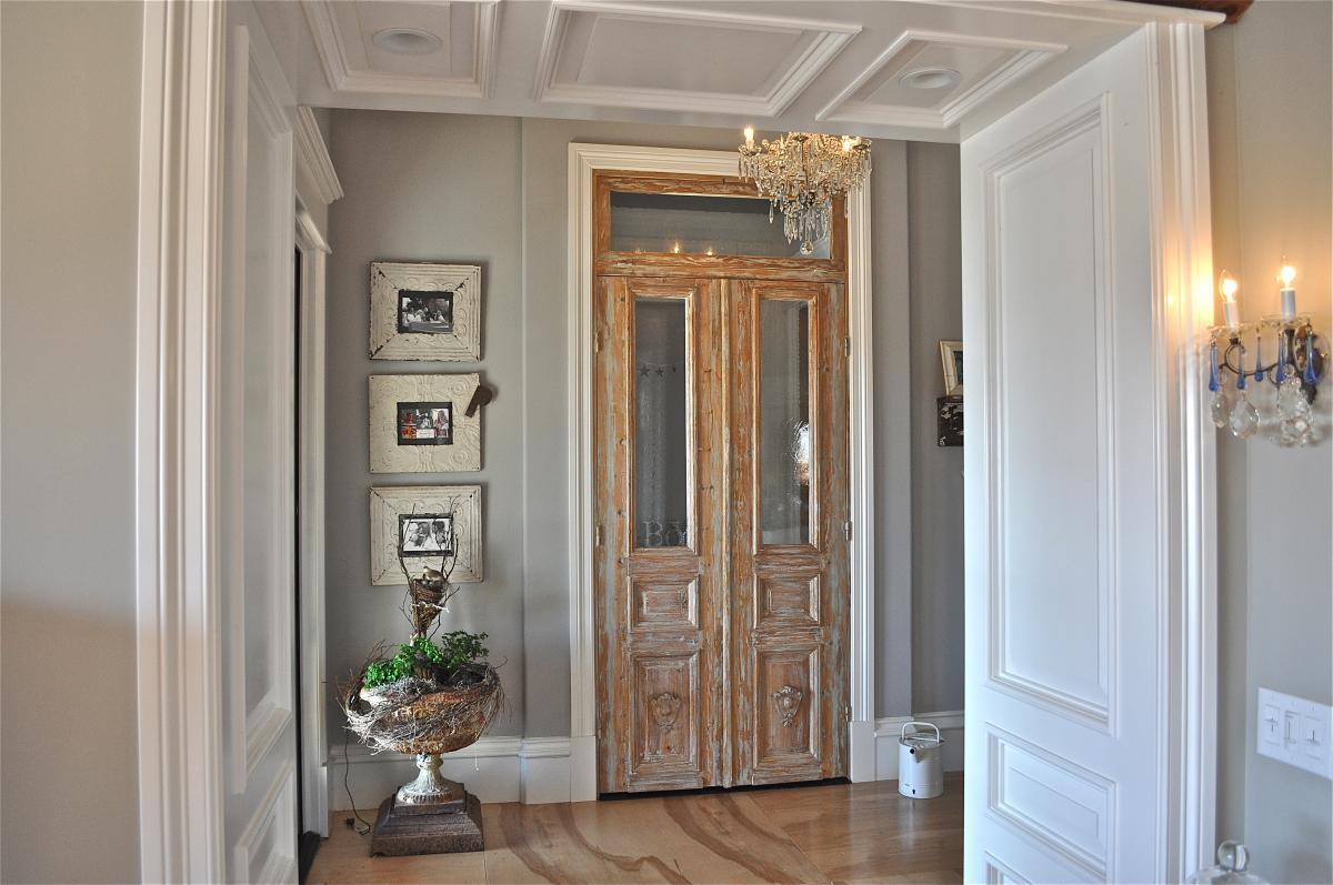 Interior antique doors antique furniture for Affordable french doors