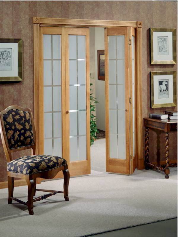 Vintage internal French doors belong to the category of eternal classics