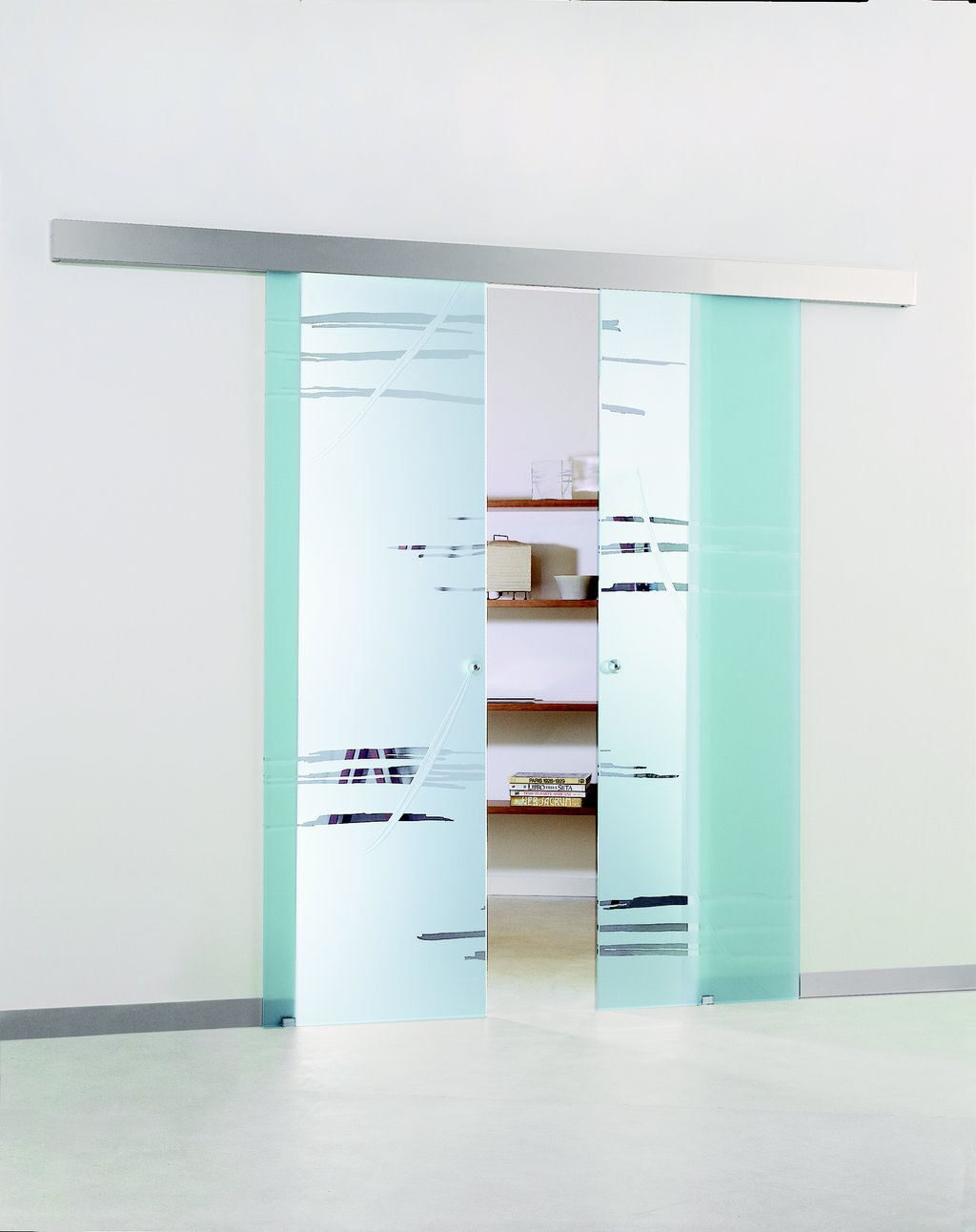Wall mounted UK sliding doors are known for their durability and attractiveness
