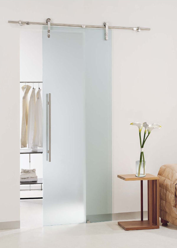Wholesale glass interior doors can be used for a private house