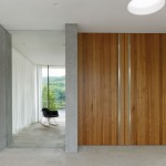 Wood storm doors with glass panels look awesome and stylish