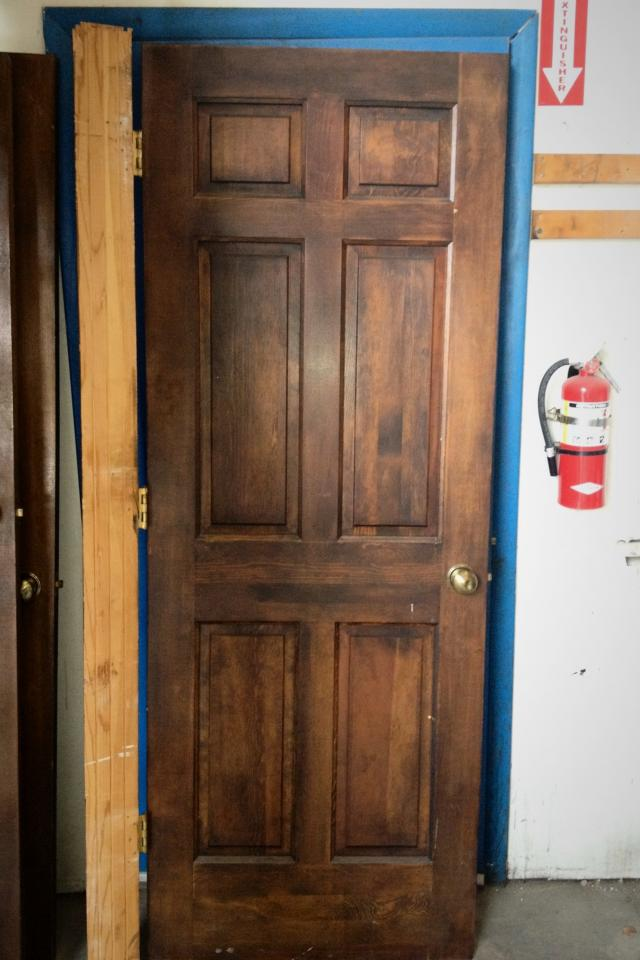 Wooden interior doors for sale are very durable and will serve yu for a long time