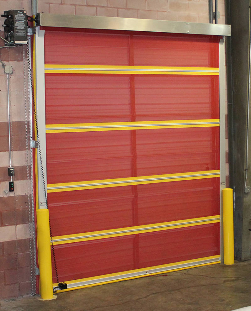 Roll up doors interior - Quality Roll Up Door Is One Of The Best Home Protectors