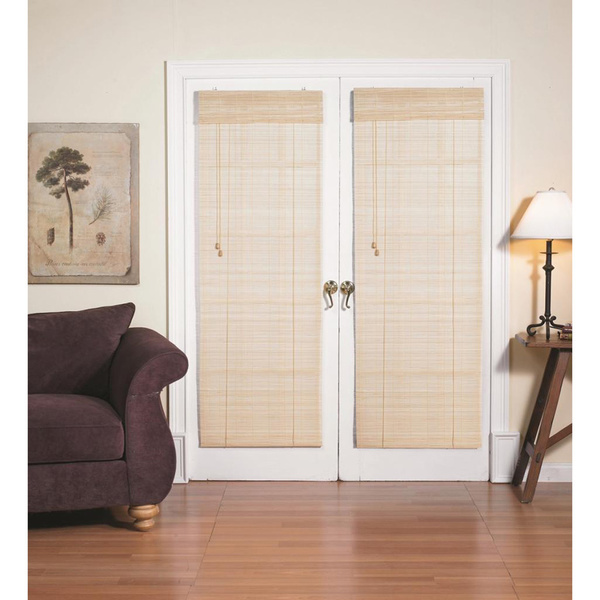 26 Inch Interior Door With Glass Look Great In A Classic Style Living Room