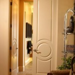 : 26 inch wide interior door fits well within the spacious living room or bedroom