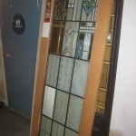 30 x 80 interior door glass is usually obscured for provising the better privacy