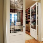 : 8 foot interior French doors design adds more light into the room the doors are installed in