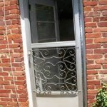 : Antique entry doors for sale can be installed in your private house