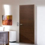 : Custom interior door slabs are offered in various configurations and styles