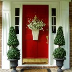 : Decorative front doors can be ordered in the UK