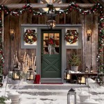 : Decorative front doors made of wood may possess various ornaments