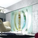 : Glass panel interior door ideas will prompt you how to design your own house interior
