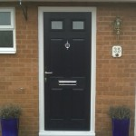 : Old front doors for sale in UK made be re designed and personalized