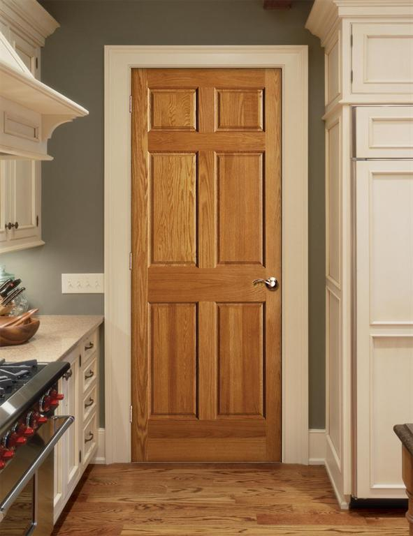Prehung maple interior doors installation is easier and can be done by yourself