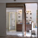 : Rough opening for 30 x 80 interior door is always 2 – 2.5 inch wider what the door itself