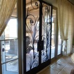 : Screen door for interior is never a must,  but it makes your life safer and protected