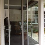 : Sliding interior screen doors design is the most popular one on the market today