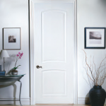 : Solid core interior security doors made of high quality solid wood bars