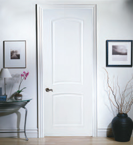 Solid core interior security doors made of high quality solid wood bars