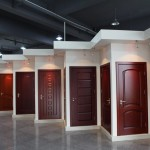 : Solid interior door slabs are represented in a wide selection of styles and desings