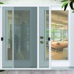: Temporary interior screen door can be installed as the cat's proof