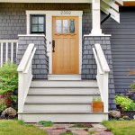 : Trim of the mission style interior door must comply with home design