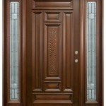 Used exterior doors for sale in UK may be easily re-designed and personalized
