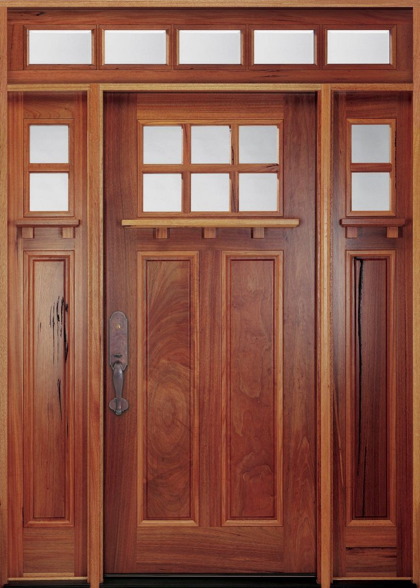 Wood front doors for sale cost less if you order the stuff online