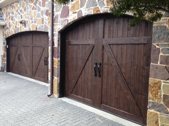 Garage door design of Fort Worth.