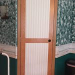 Used mobile home interior doors cost less and will save your money