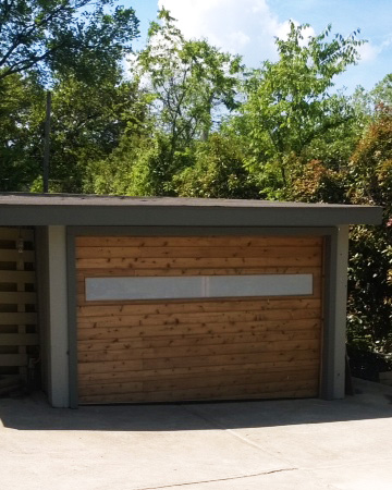 installation wood garage door north dallas