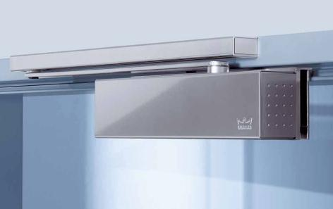 mechanical door closer